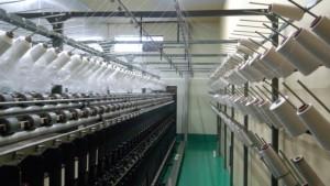 八橋撚糸有限会社の仕事イメージ