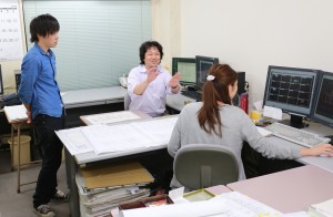 有限会社吉田建築事務所の仕事イメージ