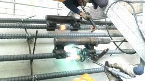 有限会社 益子ガス圧接の仕事イメージ