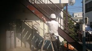 杉浦塗装の仕事イメージ