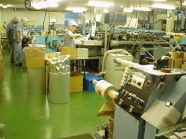 辻原製袋の仕事イメージ