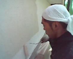 岡田塗装の仕事イメージ