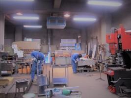 (株)椿厨房具製作所の仕事イメージ